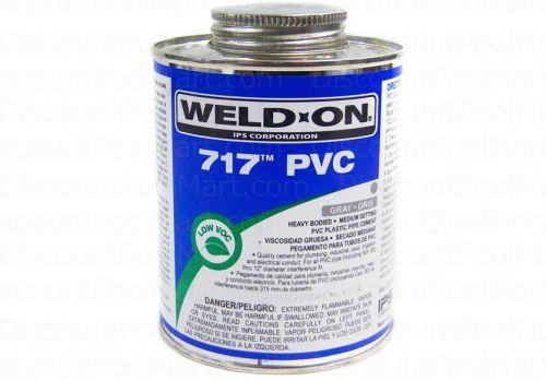 Weldon 717 PVC glue
