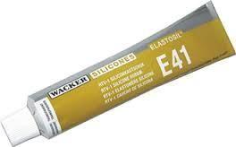 דבק סיליקון E41