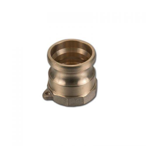 """Brass Camlock Type A - 1/2"